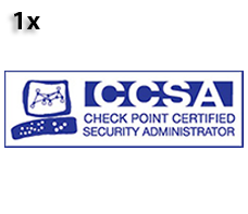 CCSA - check point certified security administrator