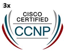 Certificação CISCO - CCNP