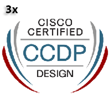 CISCO CERTIFIED - CCDP DESING