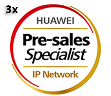 Certificação Huawei - Career certification huawei ip network