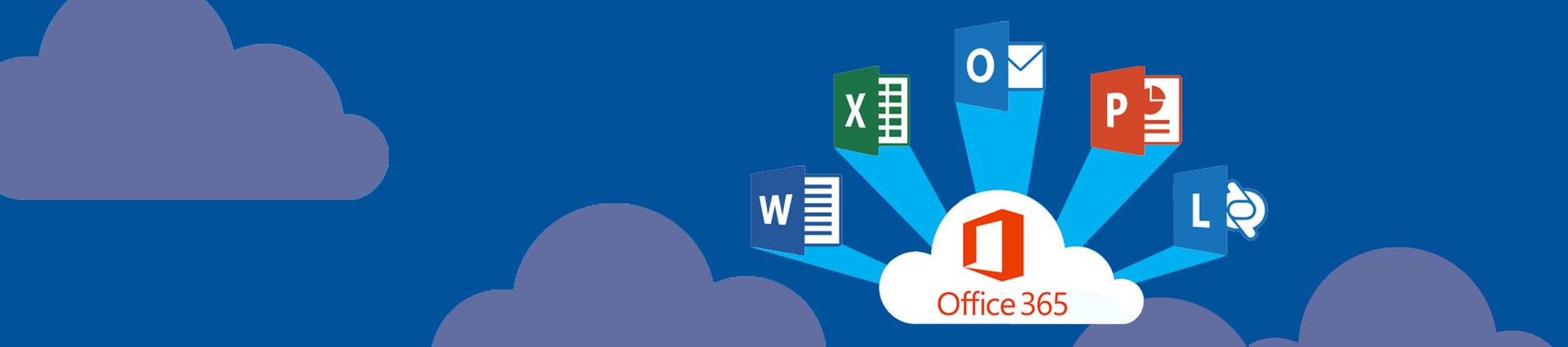 Soluções em nuvem Microsoft Office 365 - Tripla integradora
