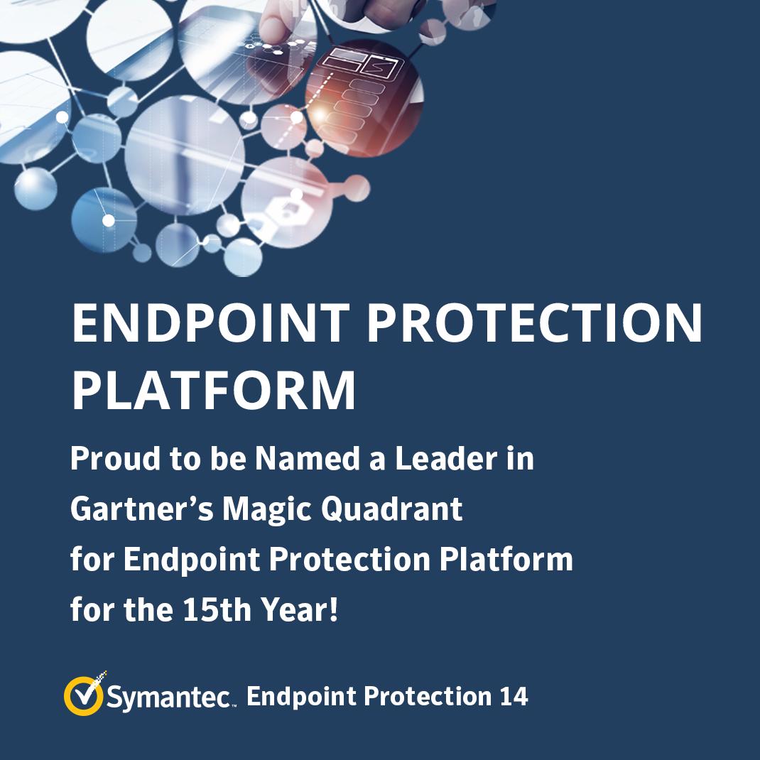 Datasheet Symantec Endpoint Protection 14 – Líder em Segurança.