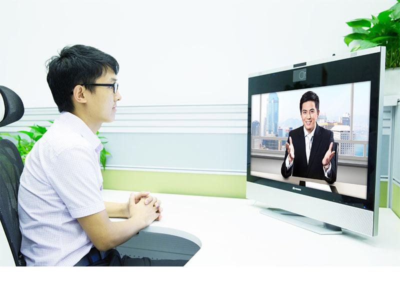 Videoconferência Huawei - DP300