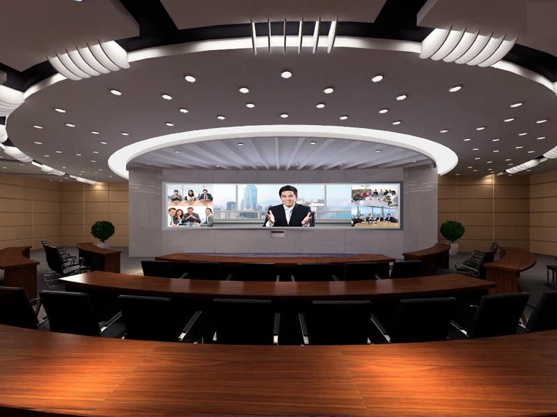 Videoconferência Huawei - Telepresença MaxPresence.