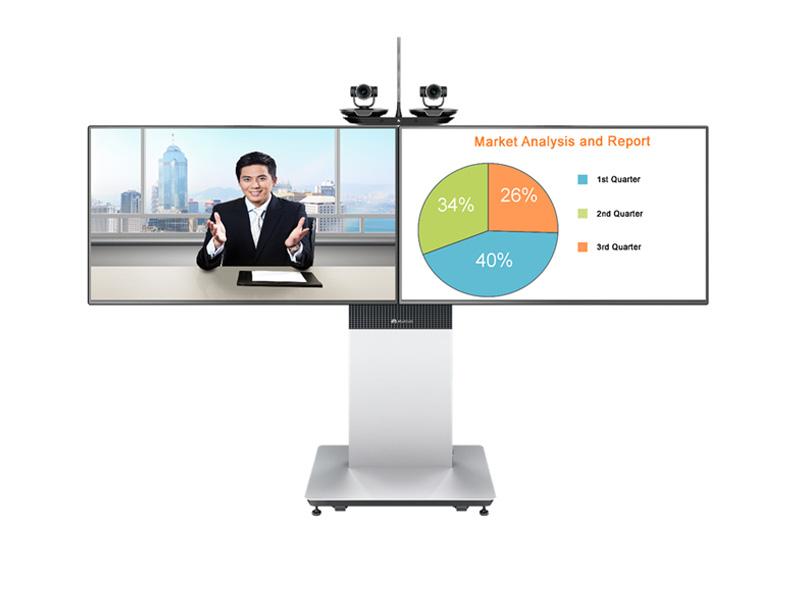 Videoconferência Huawei - Sala de Videoconferencia RP200-55T