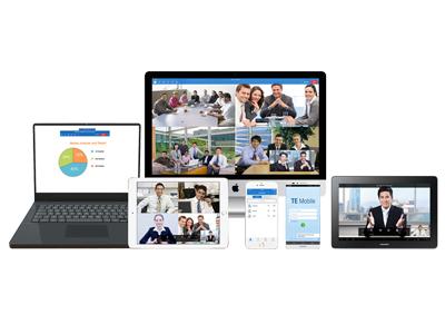 Videoconferência Huawei - Terminais