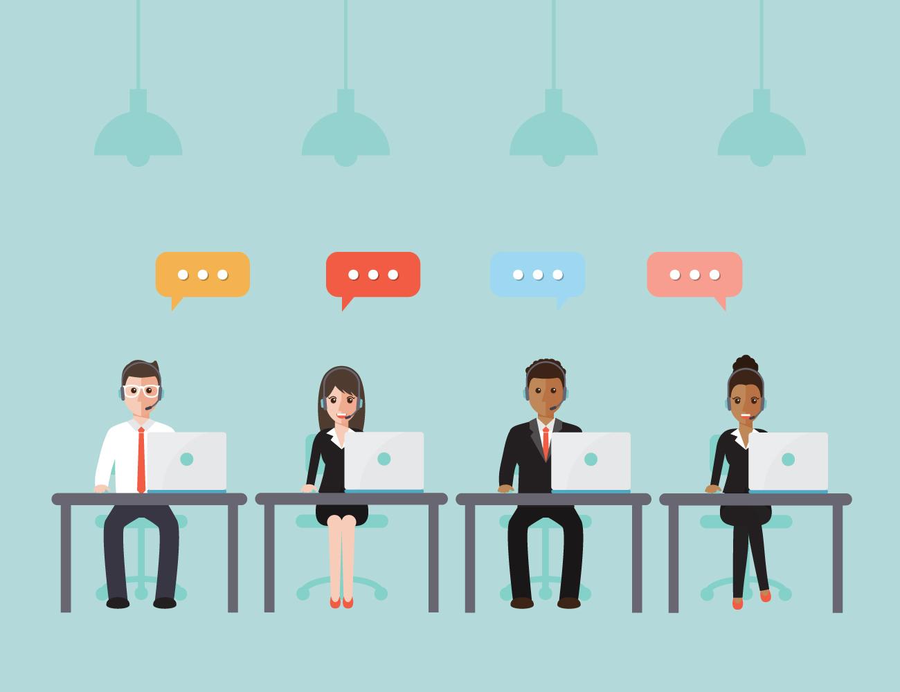 As 3 principais dúvidas de pequenas e médias empresas sobre Call Center