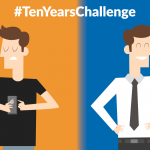 TenYearsChallenge, Ten Years Challenge, #TenYearsChallenge