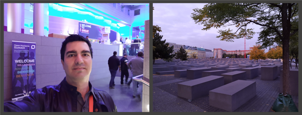 Diário de Bordo Tripla - 6 dias na Alemanha (Berlim) seguranca-da-informacao