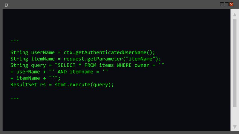 SQL Injection – Como evitar esse ataque através do desenvolvimento seguro seguranca-da-informacao