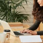 home office, conectividade e colaboração